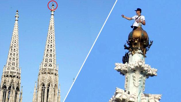 Verrueckter-Stunt-auf-der-Wiener-Votivkirche-Spitzenselfie-story-414840_630x356px_2_2ONFdJUrNPwsM.jpg krone